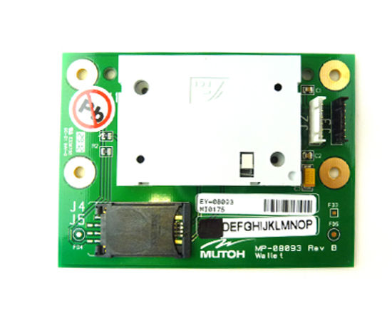 Picture of Blizzard PCB Ink Provision wallet - EY-08093