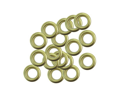 Picture of Brass Grommets 12mm for DIGITOOL Grommet Press (1000 pcs)