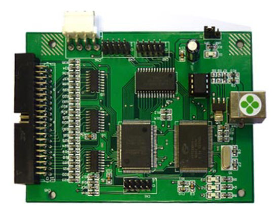 Picture of FY3312C USB Microcontroller Board - CY7C68013