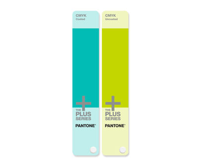 Picture of Pantone Plus CMYK Coated / Uncoated
