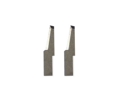 Picture of Zund S3 Z62 Carbide Oscillating Blade 80° Cutting Angle for Woven Materials (2 pcs) - 5002488